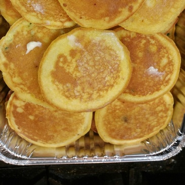 Pancakes - Creole Food Catering Services Emeryville by Carolyn's Creole Kitchen